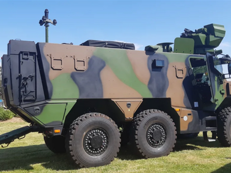 Belgium chooses Thales for onboard intelligence and future data capabilities of its land forces