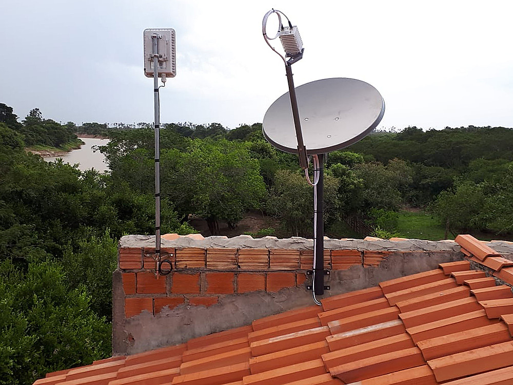 HISPASAT rolls out the first 50 WiFi satellite hotspots together with EasyTV to bring internet access to remote areas in Brazil