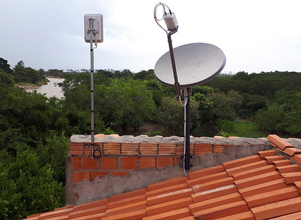 HISPASAT rolls out the first 50 WiFi satellite hotspots together with EasyTV to bring internet acces