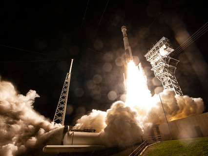United Launch Alliance successfully launches the Boeing Starliner spacecraft on the orbital flight t