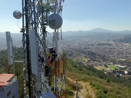 Altán's Red Compartida to multiply the base stations connected through HISPASAT's Ka-band