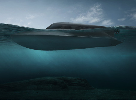 Subsea Craft introduces groundbreaking surface submersible craft VICTA - the world's most advanc