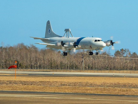 Northrop Grumman's aircraft maintenance and fabrication centre inducts first CBP P-3 Orion