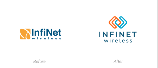 Broadband wireless access leader Infinet embodies seamless integration, flexibility, performance and stability in a fresh logo for the new digital era