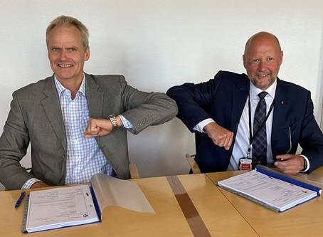 Norway selects KONGSBERG's NATO band IV tactical radio link