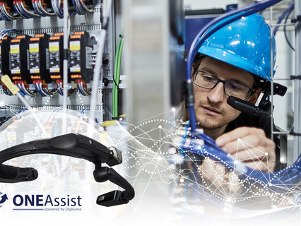 OneAssist empowers remote workers with hands-free technology and virtual support
