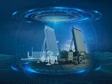 Northrop Grumman constructs 'digital twin' of air defence radar sensor capable of virtual testing