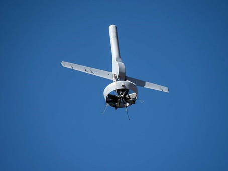 Northrop Grumman and Martin UAV conduct successful flight test for future tactical unmanned aircraft