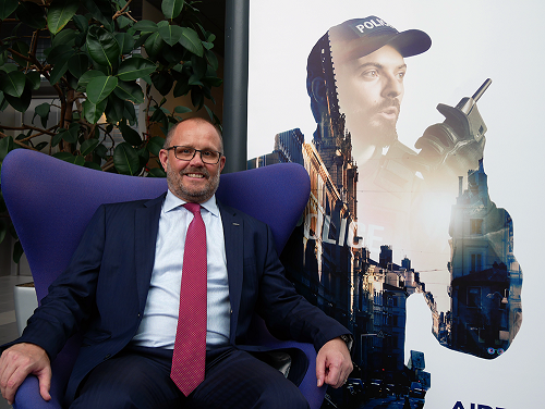 Andrew Forbes - Head of Airbus SLC MENA