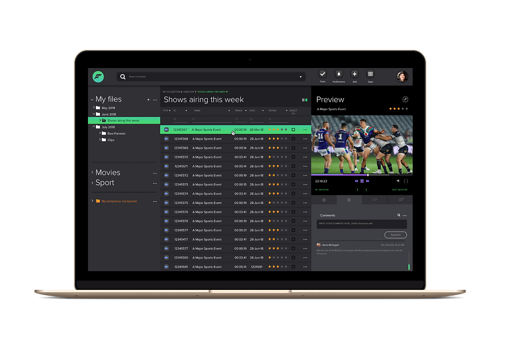 Dalet and Bitmovin join forces to power OTT content packaging and delivery for the National Rugby League of Australia
