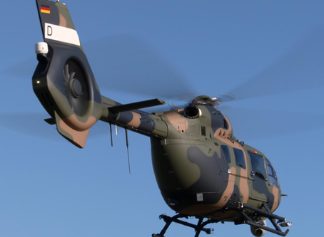 Thuraya Aero reaches line-fit milestone  for Airbus Helicopters