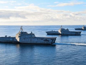 General Dynamics sustains support for Navy's Independence-Variant Littoral Combat Ship Combat System