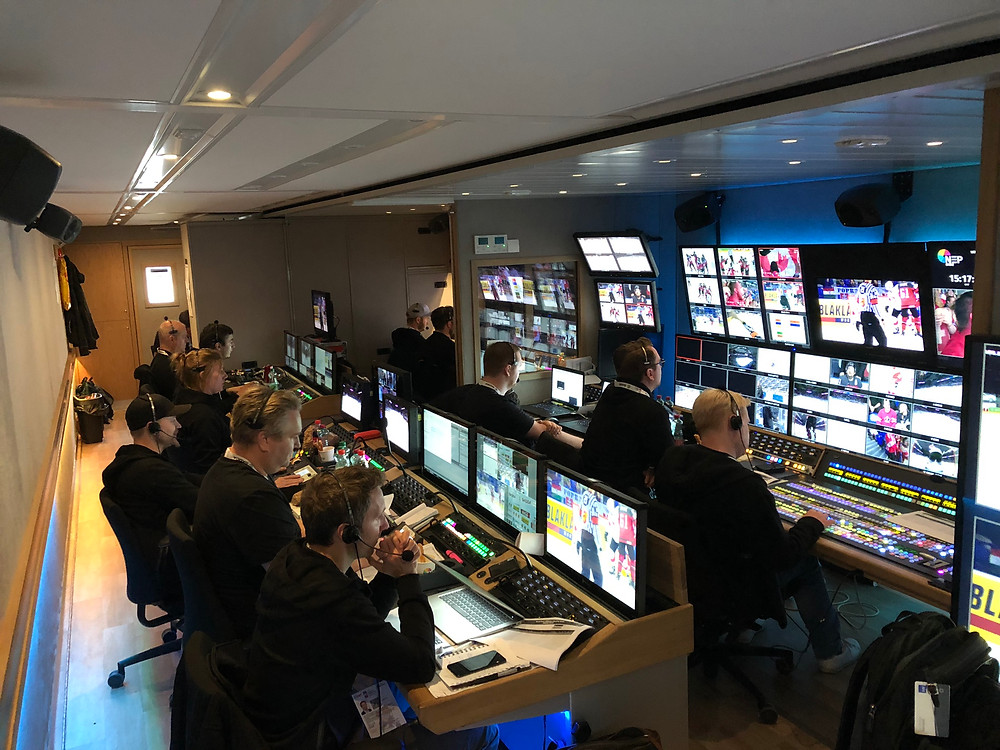 Broadcast Solutions and NEP The Netherlands join forces for deployment of large 24 camera UHD OB Truck