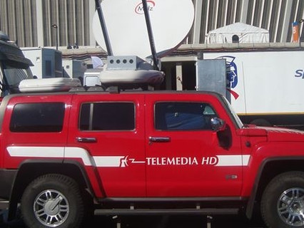 Newtec Dialog® transforms Telemedia's outside broadcast capabilities