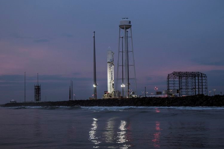 Northrop Grumman's Antares rocket and Cygnus spacecraft are set to launch the Company's 12th cargo delivery mission to the International Space Station.