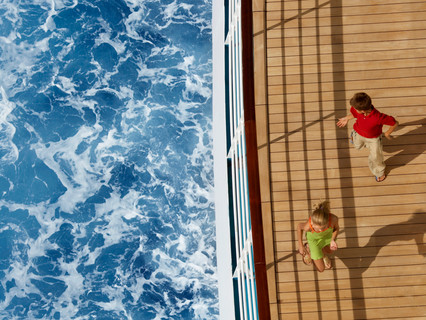 SES Networks transforms leading cruise companies with O3b mPOWER for connected guest experiences