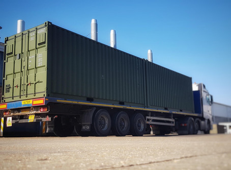 Marshall Aerospace & Defence Group reports 200th container dispatched on time