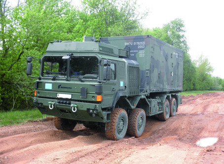 Rheinmetall to supply the Bundeswehr with another 1,000 trucks – order worth almost €400 million
