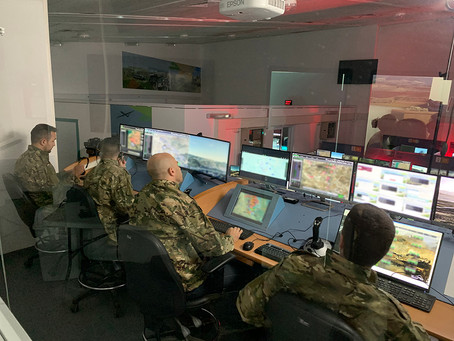 IDF Names Elbit Systems' Brigade and Battlegroup Training Center winner of the 2020 Innovation Award