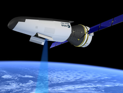 ESA signs contracts for reusable Space Rider up to maiden flight