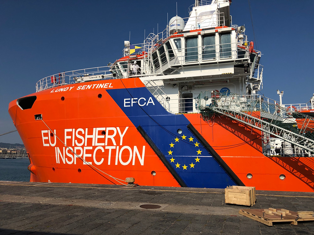 SES Networks' high-performance connectivity enhances EU fisheries control operations
