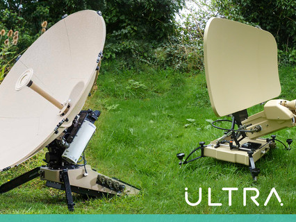 Ultra VSAT terminals accredited for use on Avanti