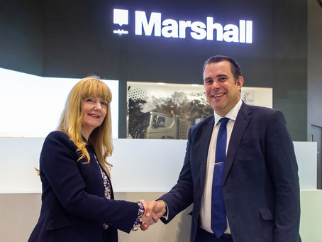 Marshall to partner on Team Tempest with BAE Systems
