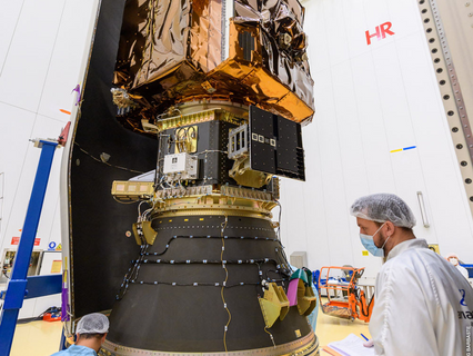Norwegian Space Agency announces launch of NorSat-3 maritime tracking microsatellite built by SFL