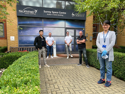 Elestial to collaborate with University of Surrey on orbital platform concept study