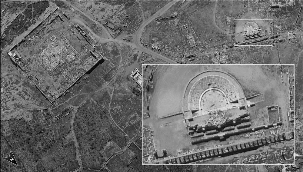 Israeli Ministry of Defense statement on images taken by the Ofek 16 satellite equipped an Elbit Systems high-quality camera
