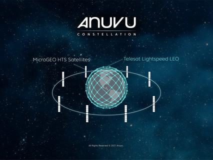 Anuvu announces high performance MicroGEO satellite constellation