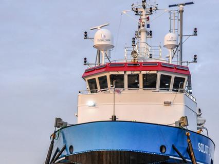 De Boer Marine to deliver managed data services through SES Networks' Skala Global Platform