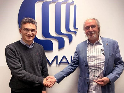Comau partners with Exechon to develop new machining solutions for multiple industrial sectors with
