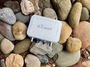 Rajant's latest BreadCrumb node, the ES1