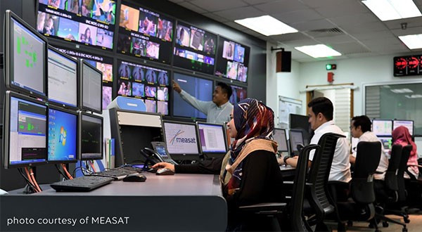 MEASAT enhances its VSAT  service management with DataMiner