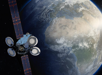Spacecom and ST Engineering iDirect join forces on high throughput low power demonstration on AMOS-1