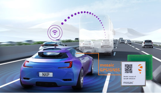 Septentrio mosaicTM GNSS module enables high-accuracy localization in NXP's V2X solution