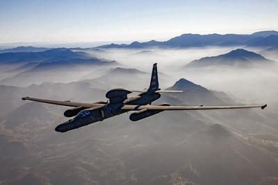 """The U-2 SYERS-2C """"Dragon Lady"""""""
