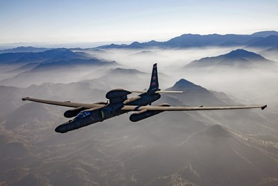 U.S. Air Force, Lockheed Martin, Collins Aerospace complete U-2 SYERS-2C upgrades, enhancing the Dra