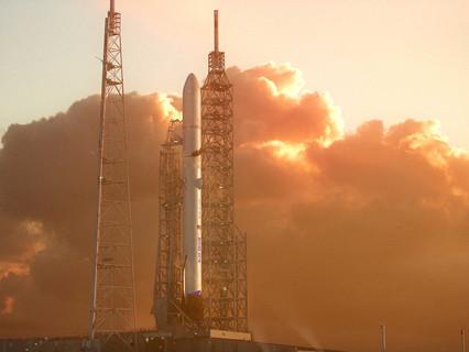 NASA selects Blue Origin's New Glenn rocket for launch services catalogue