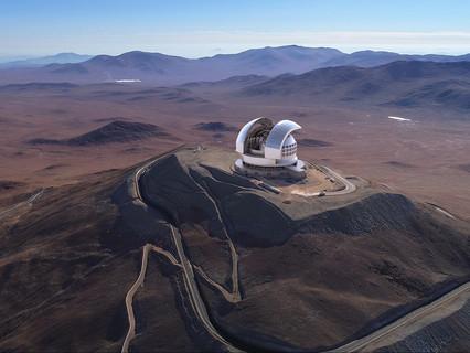 SENER Aeroespacial to build the Manipulator for the primary mirror segments of ESO's ELT telescope