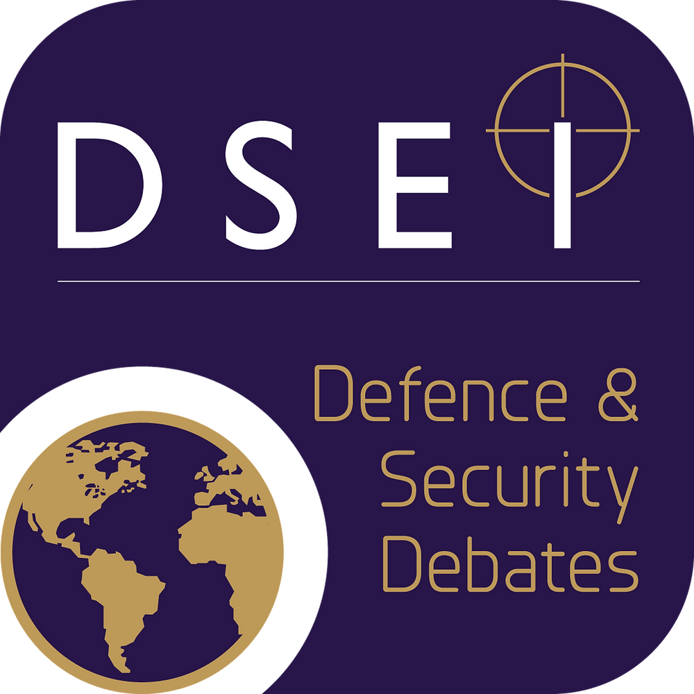 """DSEI launches """"Defence and Security Debates"""" podcast series - Episode 1: Defence Procurement with Stuart Andrew, Minister for Defence Procurement available today"""