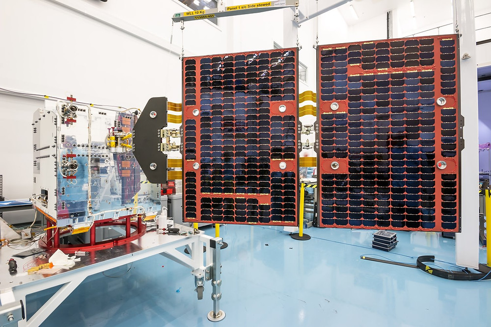 SSTL expertise enables new space mission for FORMOSAT-7 weather constellation