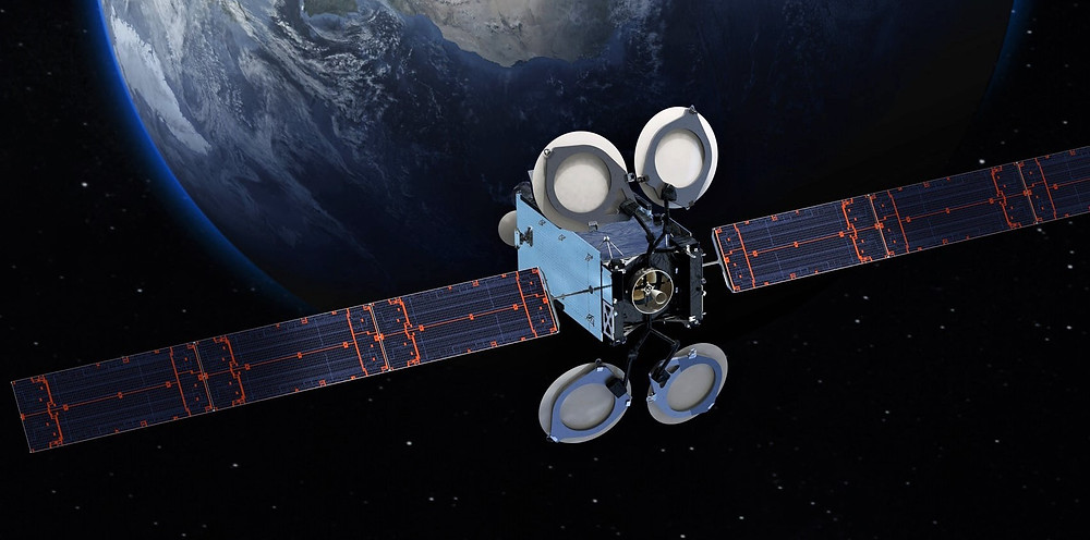 Spacecom's AMOS-17 communication satellite successfully completes IOT; commercial operations to begin within days