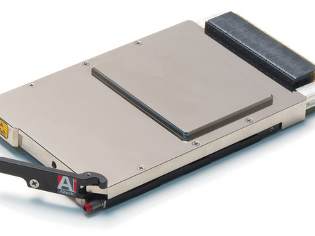 Recab presents New Aitech VPX GPGPU for competitive AI performance