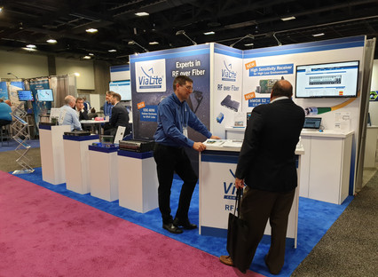 ViaLite debuts new hyper wide dynamic range link & high sensitivity receiver