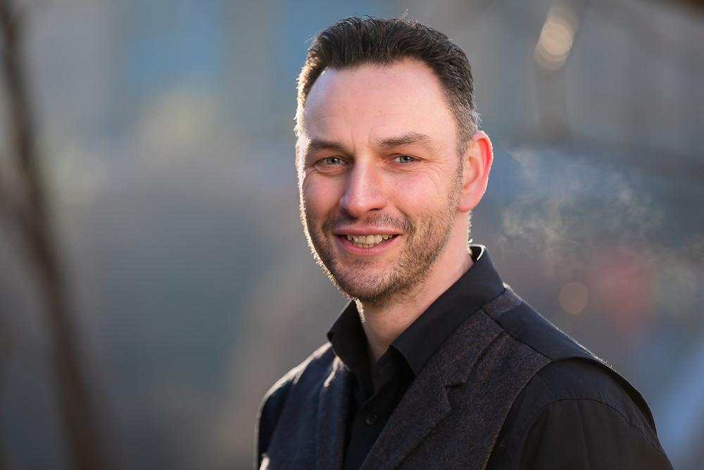 Gavin Tweedie, CEO of GSI