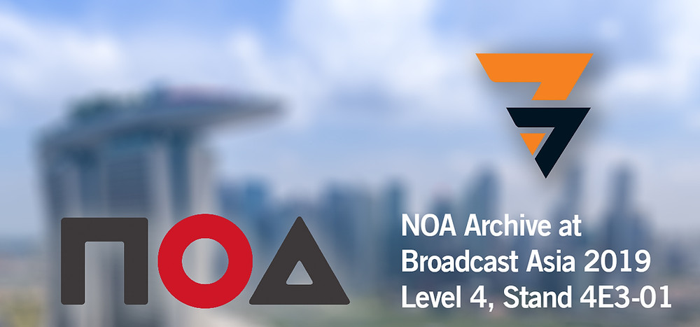 NOA readies for Broadcast Asia, plans to highlight its latest solutions and technology with a stand and paper presentation