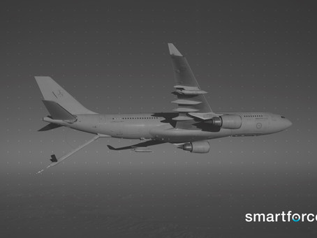 Royal Australian Air Force benefits from Airbus SmartForce digital services