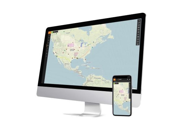 Globalstar launches SPOT Mapping platform with new terrain details and weather overlays